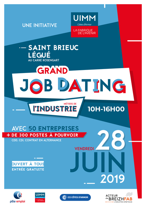 job dating de l u0026 39 industrie