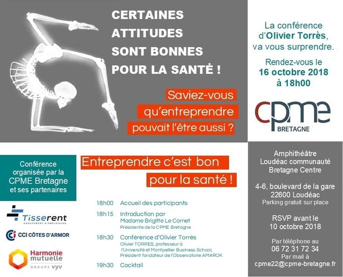 CPME Bretagne Entreprendre Loudéac