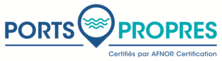 logo ports propres 2018 cci certifié afnor