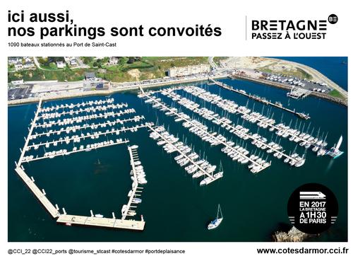 Parking convoités