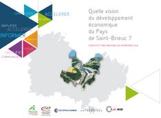Quelle vision du développement économique du Pays de Saint-Brieuc ?