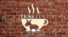 Donkey's coffee shop