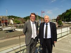 David DERRE et Thierry TROESCH