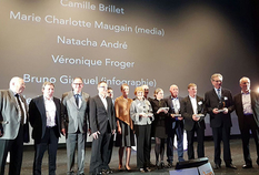 Lauréats oscars des cotes d'armor 2017