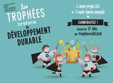 Trophées du développement durable 2017