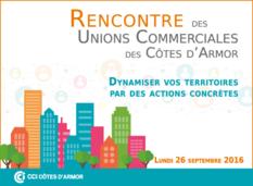 Rencontre Unions commerciales Côtes d'Armor