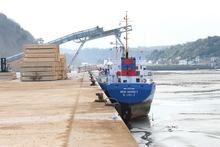 SUPPLY CHAIN OUEST port Le Légué Saint-Brieuc