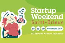 Startup weekend Saint-Brieuc
