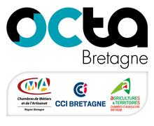 Logo Octa Bretagne