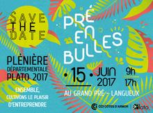 Pré en bulles Plénière départementale PLATO 2017