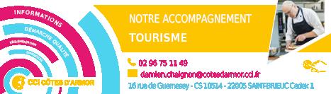 accompagnement tourisme Côtes d'Armor Damien CHAIGNON